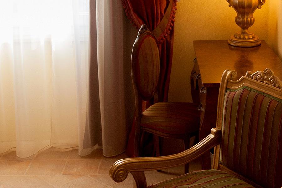 Camera del Vescovo | Canonica di Corteranzo | Agriturismo Monferrato